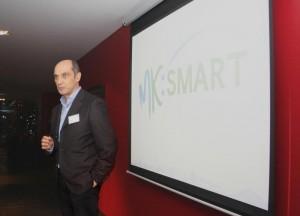Prof. Enrico Motta Presenting new project MK:SMART