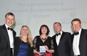 MK BAA award