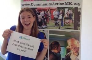 CAMK banner + Social Innovation