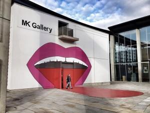 MK Gallery, the Theatre District, Milton Keynes
