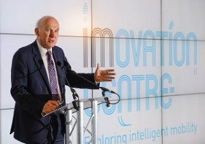 Vince Cable at Imovation Centre Launch