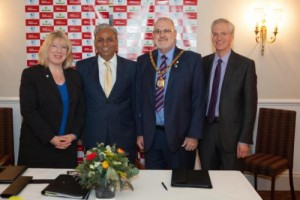 New Partnerships Put Milton Keynes at Heart of $400bn Smart Cities Revolution