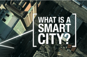 What is a smart city.