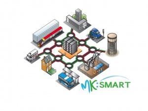 MK:Smart Grid Graphic